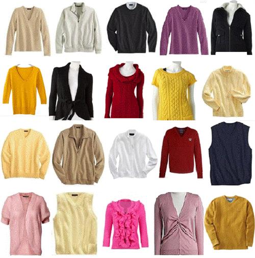 Standard Mode of Dress / Outer Garments