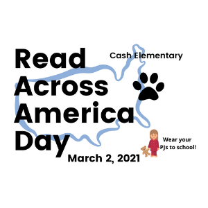 Read Across America Day- March 2nd