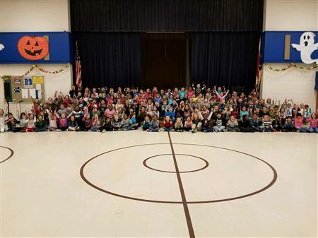 K-2 Honor Roll Students