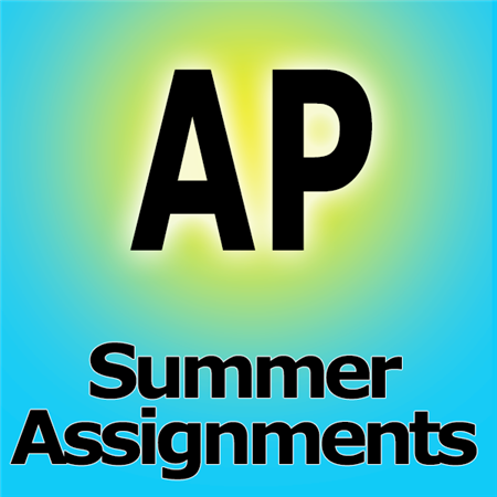 Summer AP Assignments