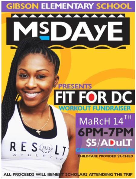Fit For DC...Workout Event
