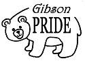 Gibson PRIDE bear