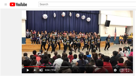 Hall-Woodward Winter Concert Videos are now available on YouTube