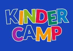Kinder Camp & Info for Kinder Parents