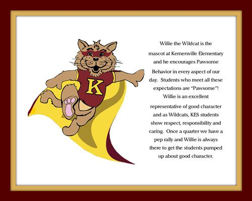 Willie the Wildcat Info