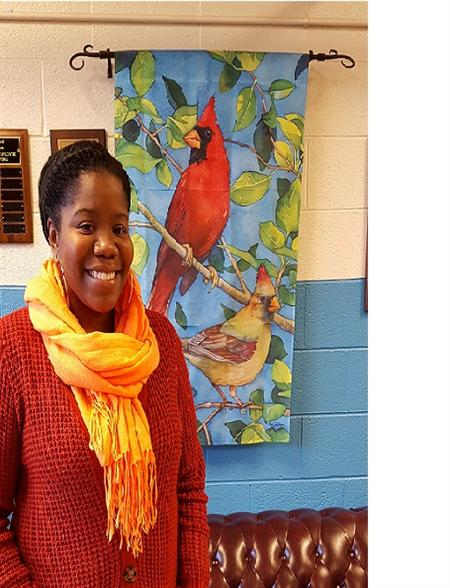 Congratulations, Ms. S. Smith, Promise Teacher of the Year!