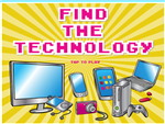 find the technology game