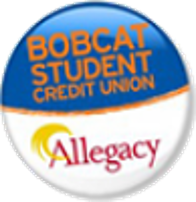 Allegacy Credit Union is now open in the cafeteria Monday, Wednesday and Friday during lunch.