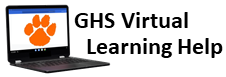 GHS Virtual Learning Help For Student & Parents