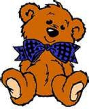 bear w/bowtie