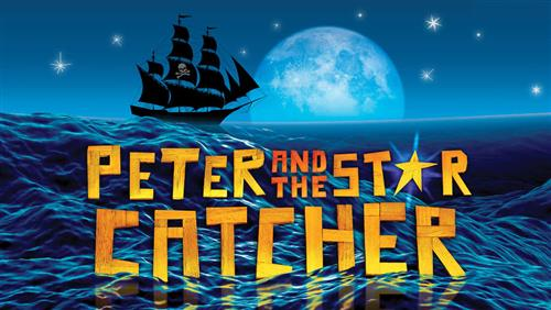 """Peter and the Star Catcher"" flyer"