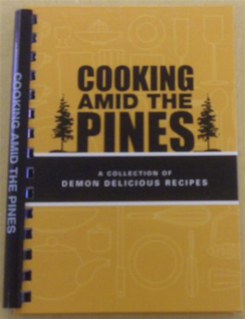 Cookinig Amid the Pines recipte book