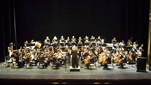 RJR and WInston-Salem Civic orchestras