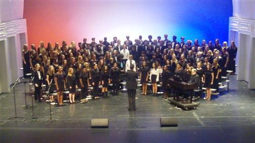 RJR Choir