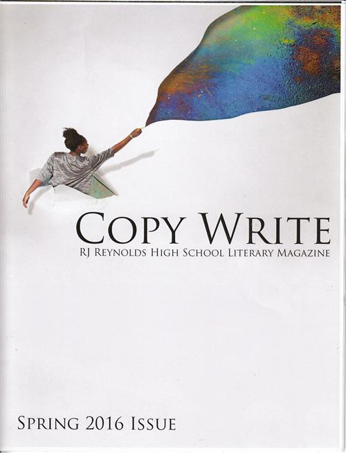"cover of ""Copy Write"""