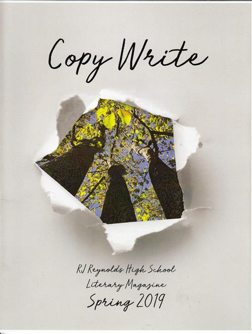 front cover of 2019 Copy Write