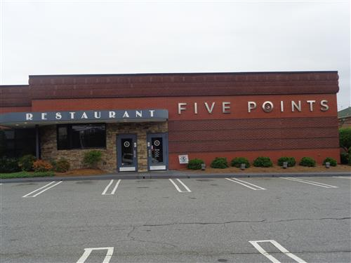 5 Points Restaurant