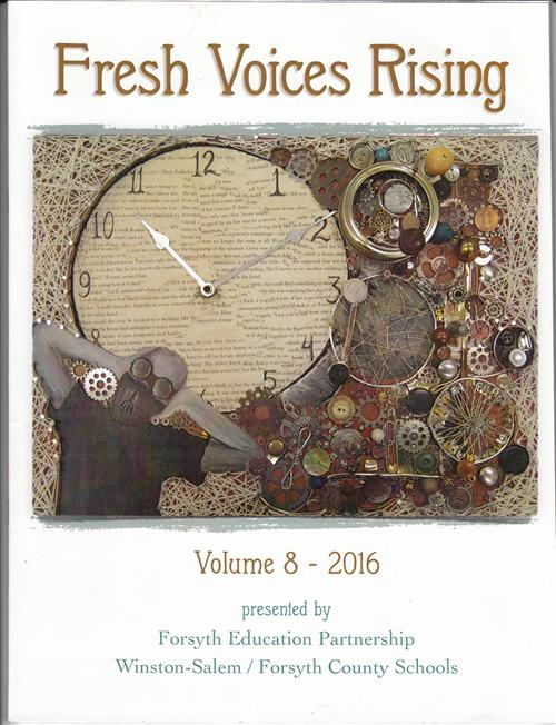 Fresh Voices Rising front cover