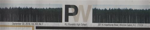 Pine Whispers new logo