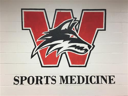 WHS sports med logo