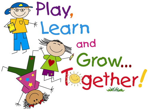 play learn and grow