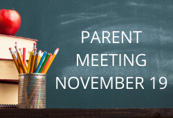 Parent Meeting on Student Anxiety about School and COVID