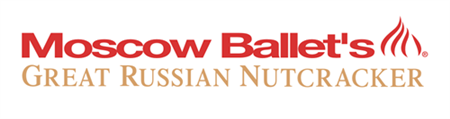 Image logo for the Moscow Ballet 2018 tour