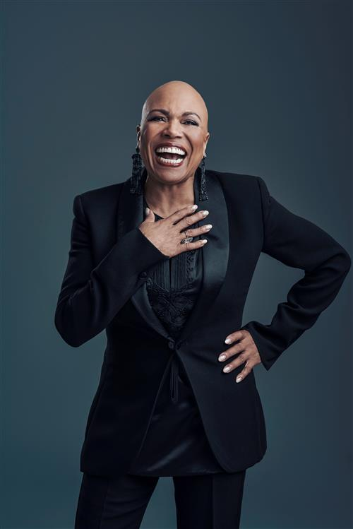 Press photo of Dee Dee Bridgewater 2017