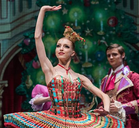 The Moscow Ballet comes to Reynolds Auditorium