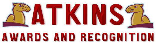 Atkins Awards and Recognition