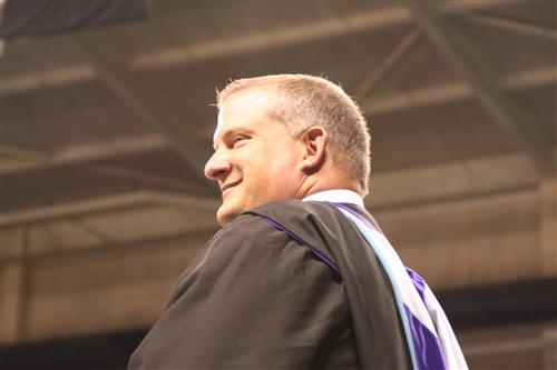 applegate at graduation